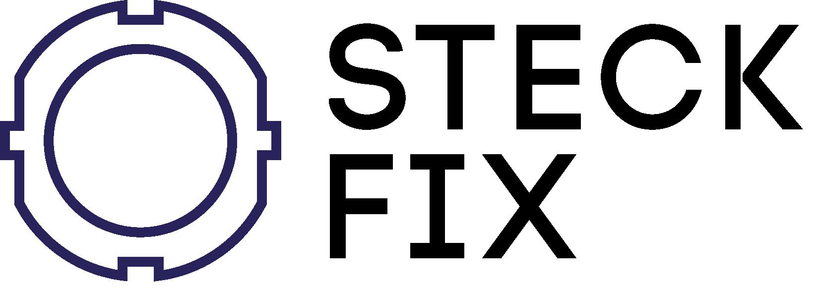 Steckfix Logo